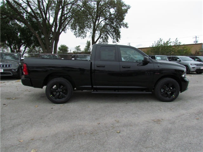 2018 Ram 1500 Quad Cab 4x4, Pickup #2051R-8 - photo 9