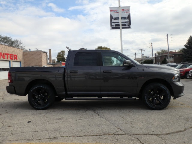 2018 Ram 1500 Crew Cab 4x4 Pickup #2055R-8 - photo 8