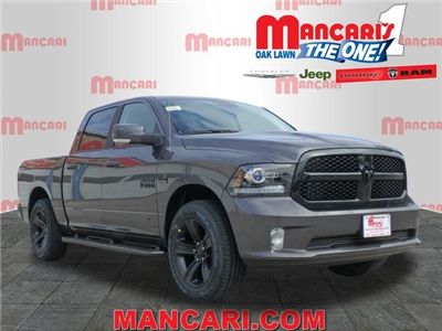2018 Ram 1500 Crew Cab 4x4 Pickup #2055R-8 - photo 1
