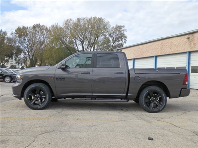 2018 Ram 1500 Crew Cab 4x4 Pickup #2055R-8 - photo 5