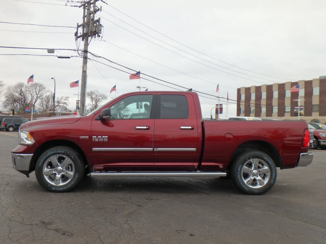 2018 Ram 1500 Quad Cab 4x4, Pickup #2092R-8 - photo 5
