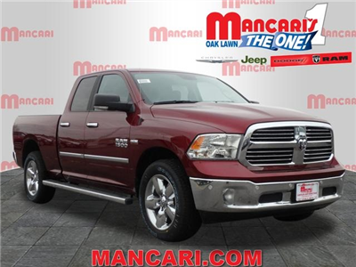 2018 Ram 1500 Quad Cab 4x4, Pickup #2092R-8 - photo 1