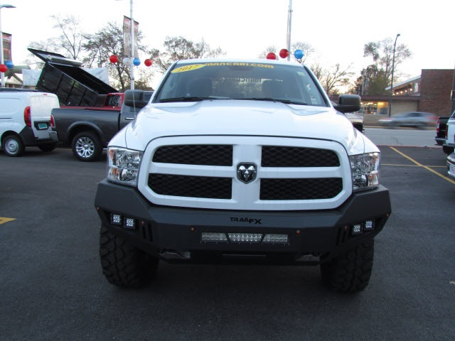 2017 Ram 1500 Quad Cab 4x4 Pickup #22028R-7 - photo 4