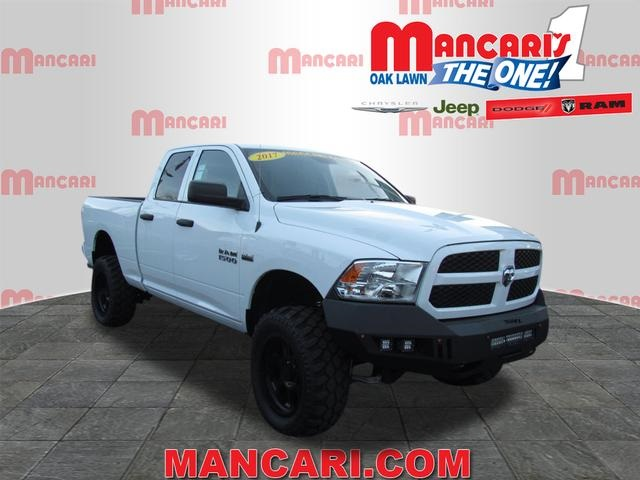 2017 Ram 1500 Quad Cab 4x4 Pickup #22028R-7 - photo 1