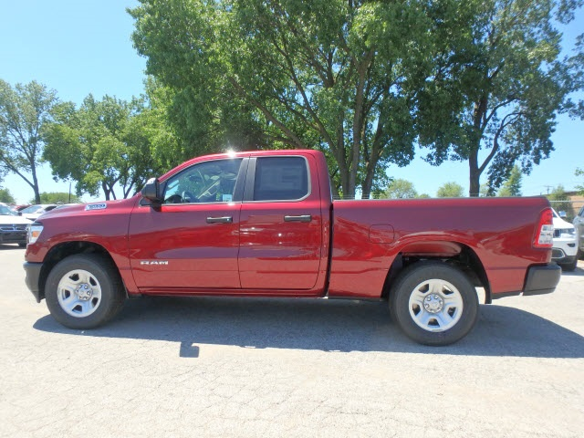 2019 Ram 1500 Quad Cab 4x4,  Pickup #22029R-9 - photo 5