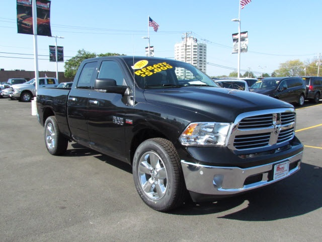 2017 Ram 1500 Quad Cab 4x4 Pickup #22121R-7 - photo 8