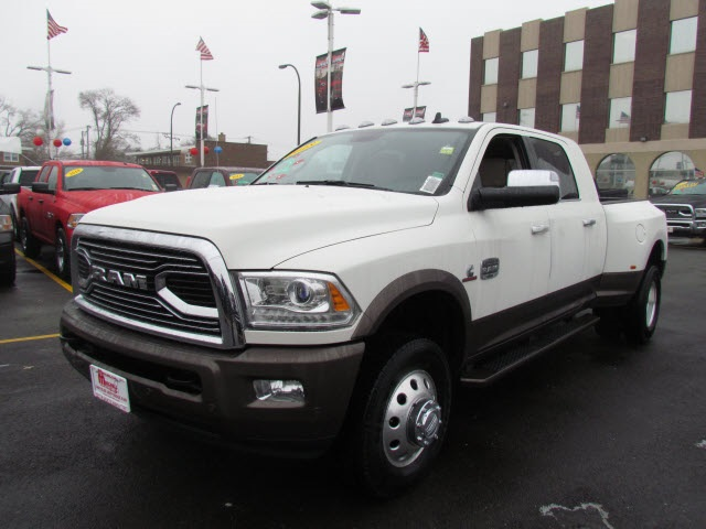 2018 Ram 3500 Mega Cab DRW 4x4, Pickup #6002R-8 - photo 3