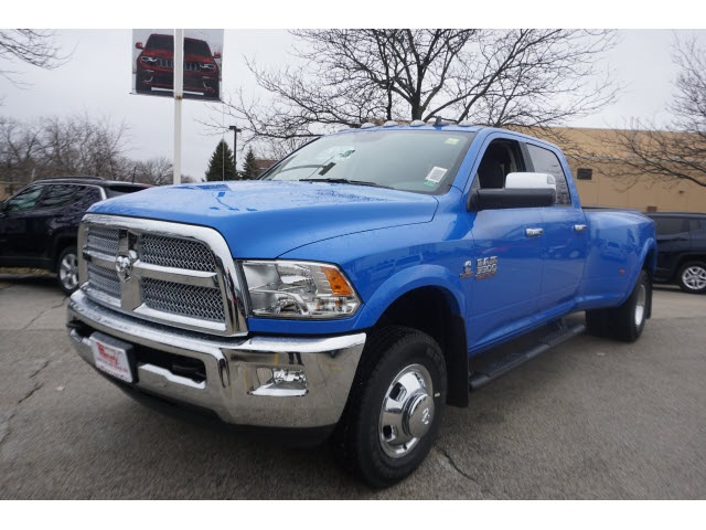 2018 Ram 3500 Crew Cab DRW 4x4, Pickup #6021R-8 - photo 3