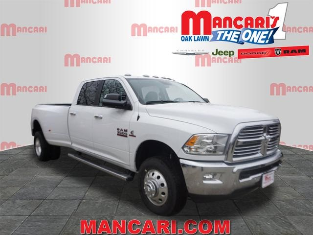 2018 Ram 3500 Crew Cab DRW 4x4, Pickup #6030R-8 - photo 1