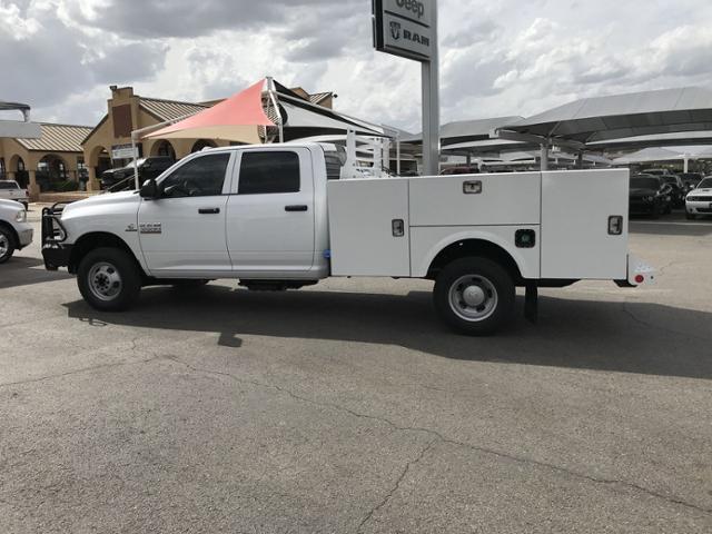 2018 Ram 3500 Crew Cab DRW 4x4,  Stahl Service Body #JG362850 - photo 7