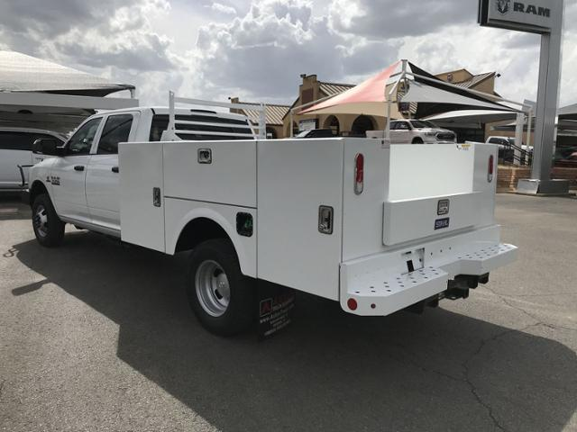 2018 Ram 3500 Crew Cab DRW 4x4,  Stahl Service Body #JG362850 - photo 8