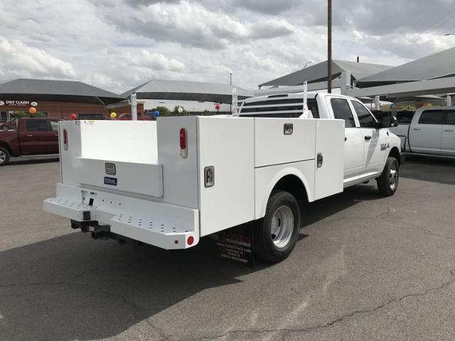 2018 Ram 3500 Crew Cab DRW 4x4,  Stahl Service Body #JG362850 - photo 2