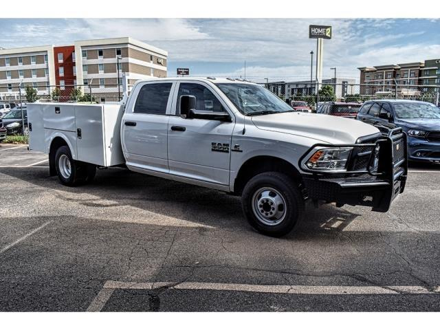 2018 Ram 3500 Crew Cab DRW 4x4,  Stahl Service Body #JG362850 - photo 1