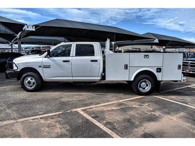 2018 Ram 3500 Crew Cab DRW 4x4,  Stahl Challenger ST Service Body #JG362850 - photo 7