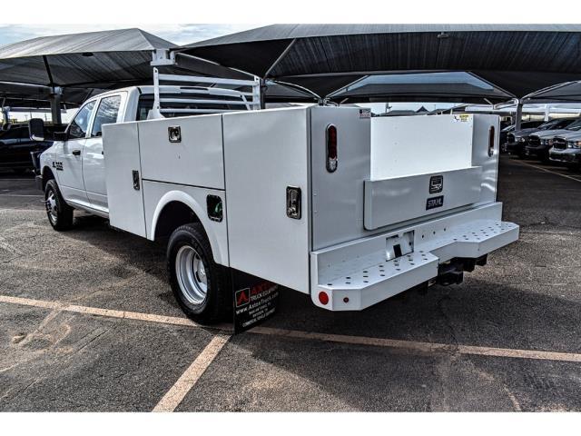 2018 Ram 3500 Crew Cab DRW 4x4,  Stahl Challenger ST Service Body #JG362850 - photo 9