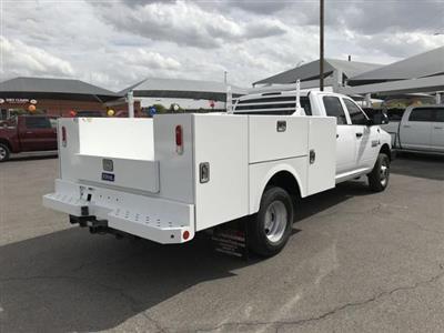 2018 Ram 3500 Crew Cab DRW 4x4,  Stahl Challenger ST Service Body #JG362850 - photo 2