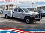 2018 Ram 3500 Crew Cab DRW 4x4,  Stahl Challenger ST Service Body #JG362850 - photo 1