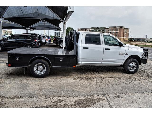2018 Ram 3500 Crew Cab DRW 4x4,  CM Truck Beds SK Model Platform Body #JG362856 - photo 12