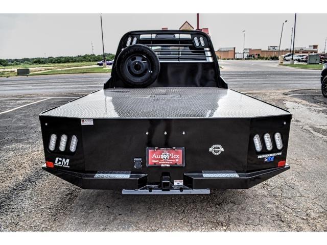 2018 Ram 3500 Crew Cab DRW 4x4,  CM Truck Beds SK Model Platform Body #JG362856 - photo 10