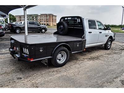 2018 Ram 3500 Crew Cab DRW 4x4,  CM Truck Beds SK Model Platform Body #JG362856 - photo 2
