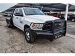 2018 Ram 3500 Crew Cab DRW 4x4,  CM Truck Beds SK Model Platform Body #JG362856 - photo 3