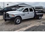 2018 Ram 3500 Crew Cab DRW 4x4,  CM Truck Beds SK Model Platform Body #JG362856 - photo 6