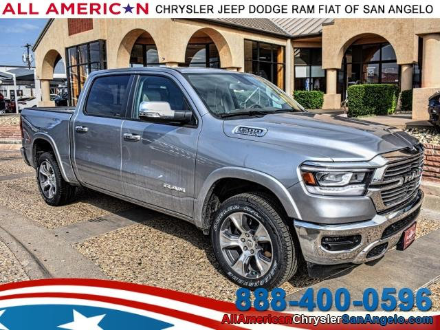 2019 Ram 1500 Crew Cab 4x4,  Pickup #KN599287 - photo 1