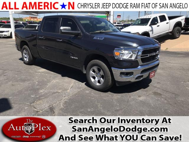 2019 Ram 1500 Crew Cab 4x4,  Pickup #KN621157 - photo 1