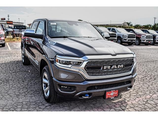 2020 Ram 1500 Crew Cab 4x4, Pickup #LN115134 - photo 3