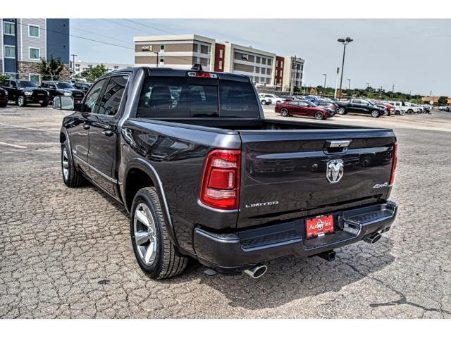2020 Ram 1500 Crew Cab 4x4, Pickup #LN115134 - photo 9
