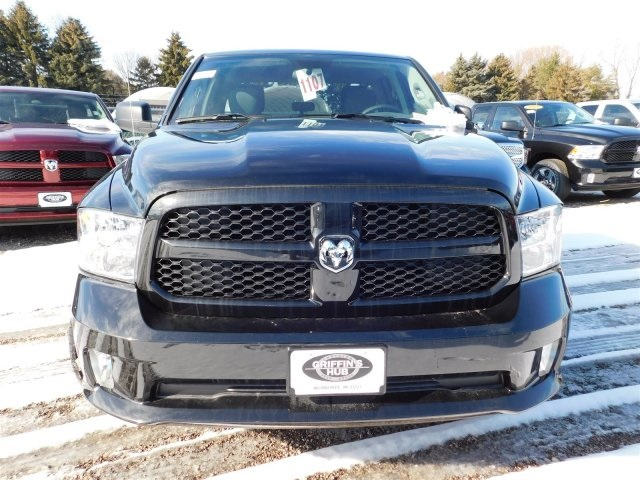 2018 Ram 1500 Quad Cab 4x4,  Pickup #418082 - photo 4