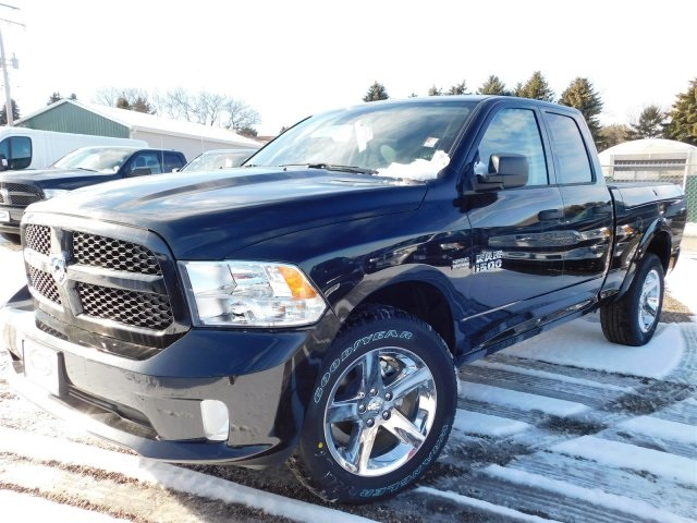 2018 Ram 1500 Quad Cab 4x4,  Pickup #418082 - photo 5
