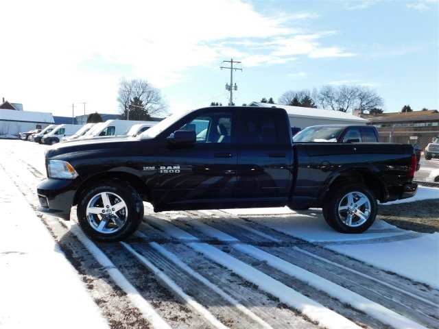 2018 Ram 1500 Quad Cab 4x4,  Pickup #418082 - photo 6