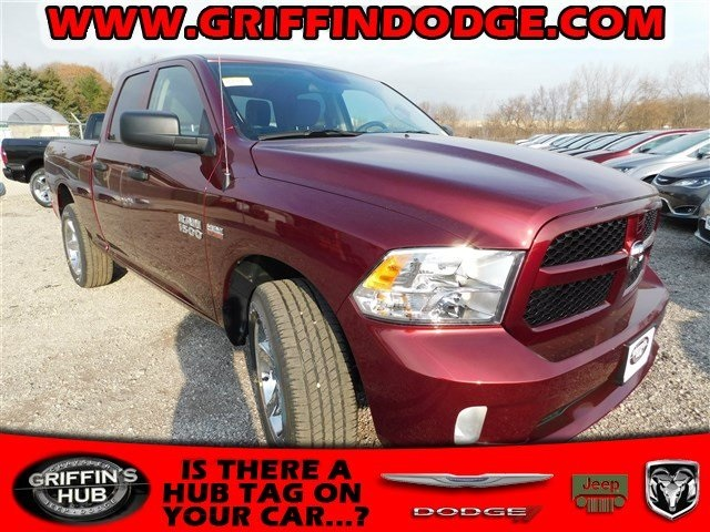 2018 Ram 1500 Quad Cab 4x4,  Pickup #418091 - photo 1