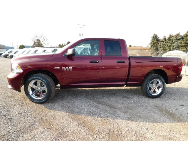 2018 Ram 1500 Quad Cab 4x4,  Pickup #418091 - photo 5