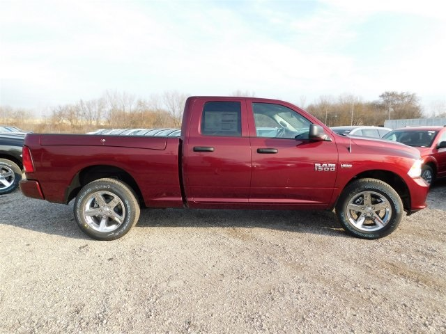 2018 Ram 1500 Quad Cab 4x4,  Pickup #418091 - photo 8