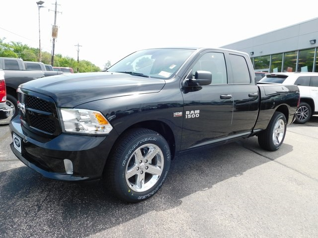 2018 Ram 1500 Quad Cab 4x4,  Pickup #418098 - photo 5