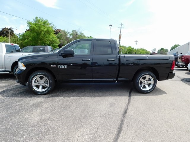2018 Ram 1500 Quad Cab 4x4,  Pickup #418098 - photo 6