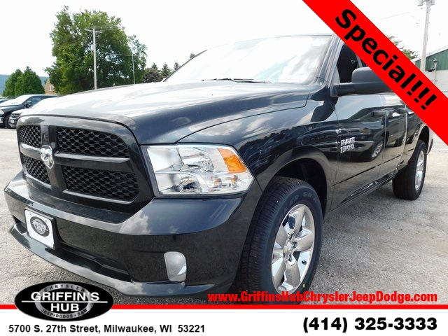 2018 Ram 1500 Quad Cab 4x4,  Pickup #418328 - photo 4