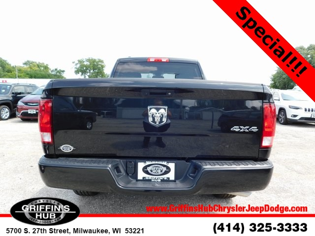 2018 Ram 1500 Quad Cab 4x4,  Pickup #418328 - photo 1