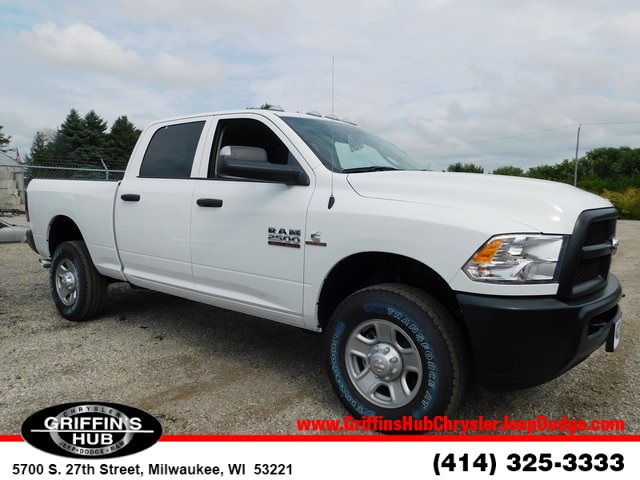 2018 Ram 2500 Crew Cab 4x4,  Pickup #418444 - photo 1