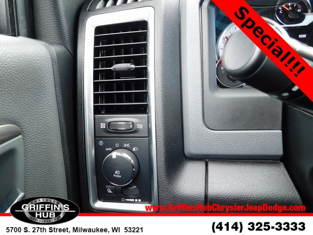2018 Ram 1500 Crew Cab 4x4,  Pickup #418470 - photo 13