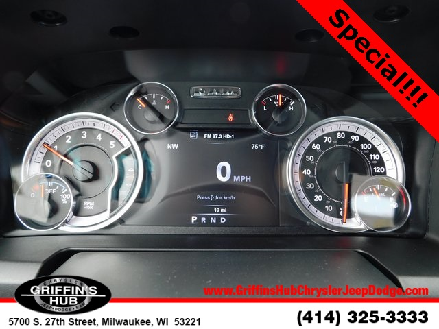2018 Ram 1500 Crew Cab 4x4,  Pickup #418470 - photo 14
