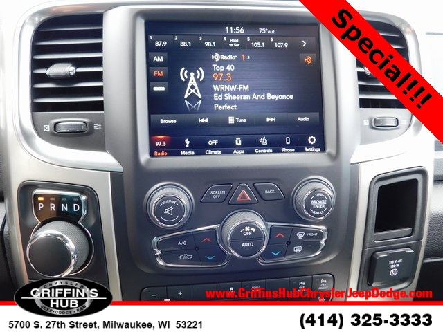 2018 Ram 1500 Crew Cab 4x4,  Pickup #418470 - photo 18