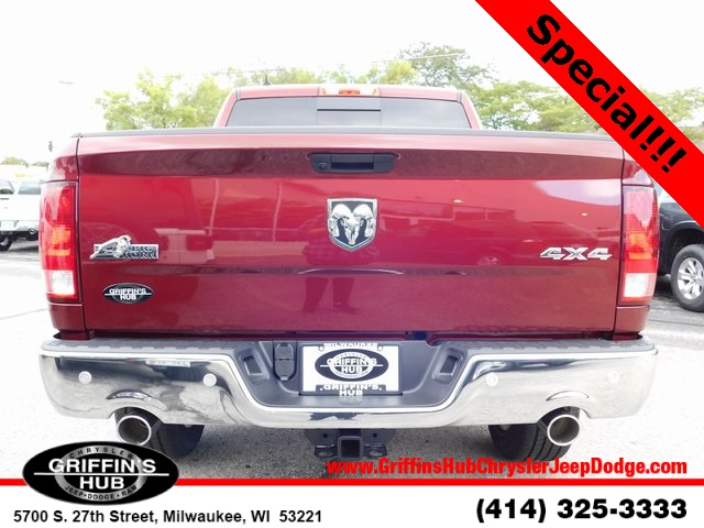 2018 Ram 1500 Crew Cab 4x4,  Pickup #418470 - photo 6
