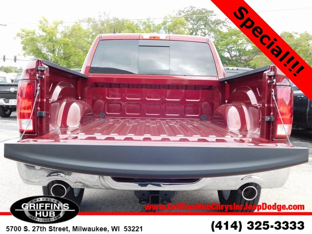 2018 Ram 1500 Crew Cab 4x4,  Pickup #418470 - photo 7