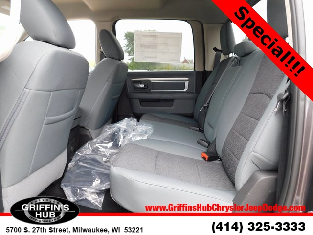 2018 Ram 1500 Crew Cab 4x4,  Pickup #418476 - photo 10