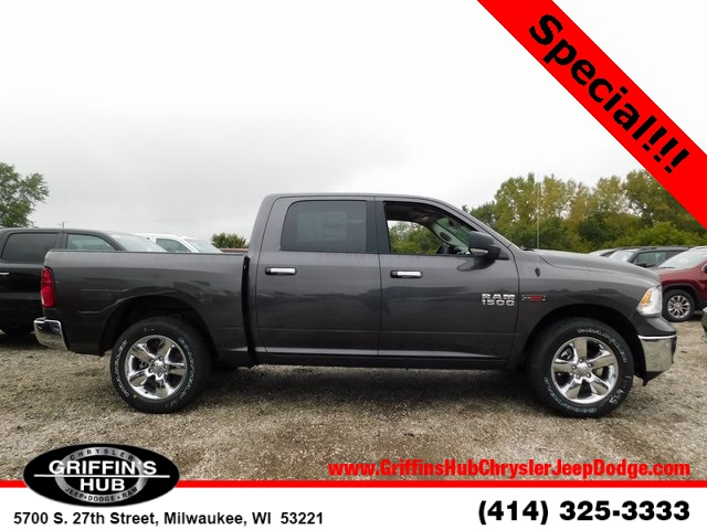 2018 Ram 1500 Crew Cab 4x4,  Pickup #418476 - photo 7