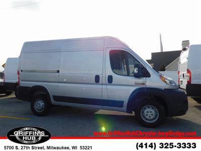 2018 ProMaster 2500 High Roof FWD,  Empty Cargo Van #418512 - photo 1