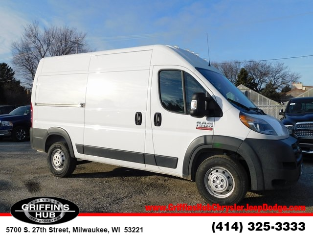 2018 ProMaster 1500 High Roof FWD,  Empty Cargo Van #418569 - photo 1